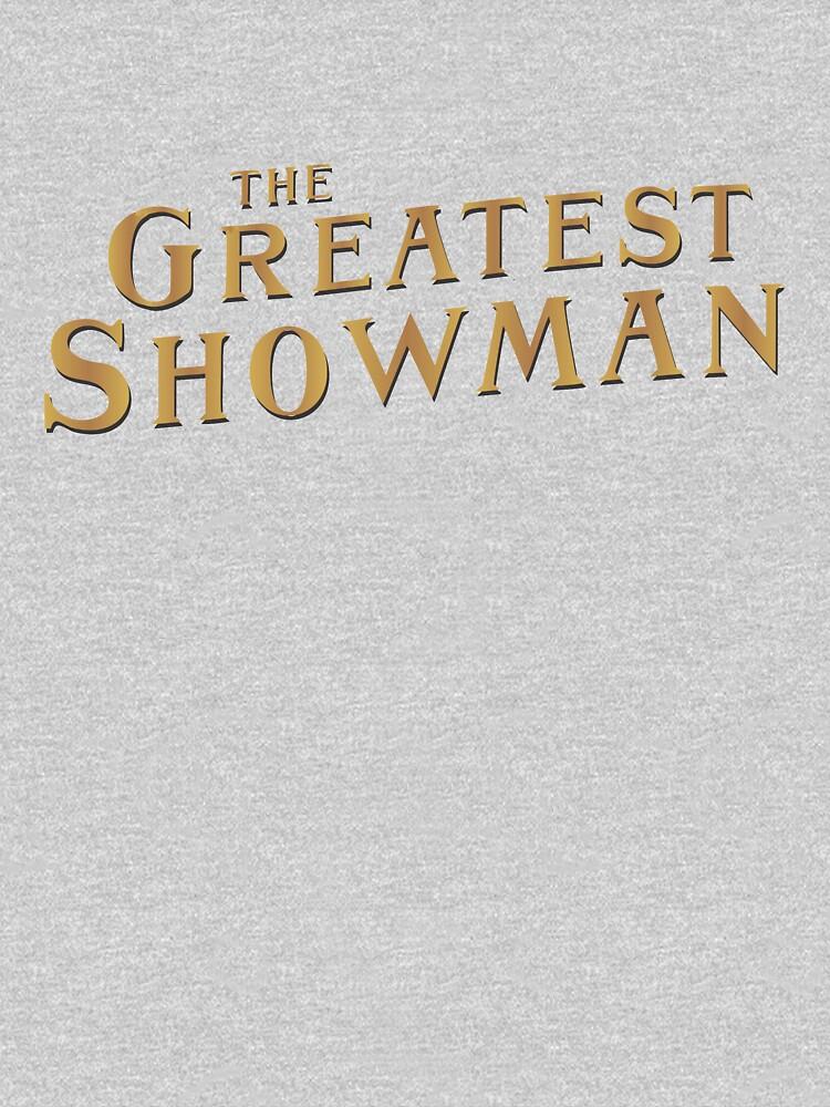 The greatest showman by liesjes