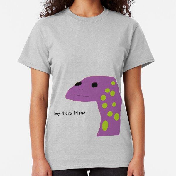 Motivational Lizard Classic T-Shirt