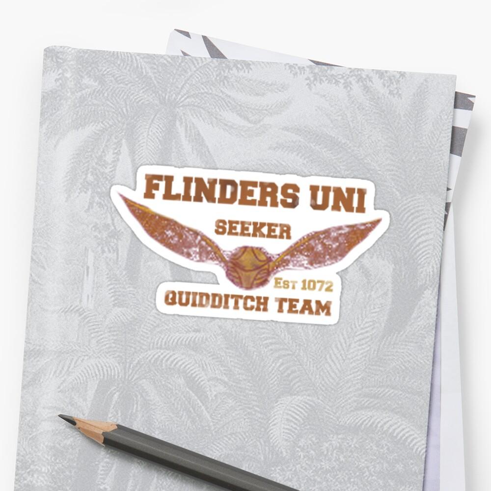 Flinders Uni Seeker by brodhe