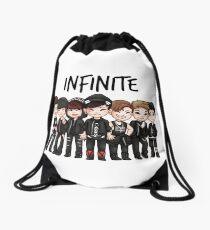 Infinite Back Drawstring Bag