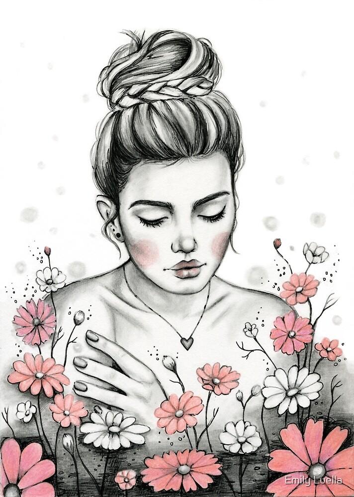 Daisy Daydream by Emily Luella