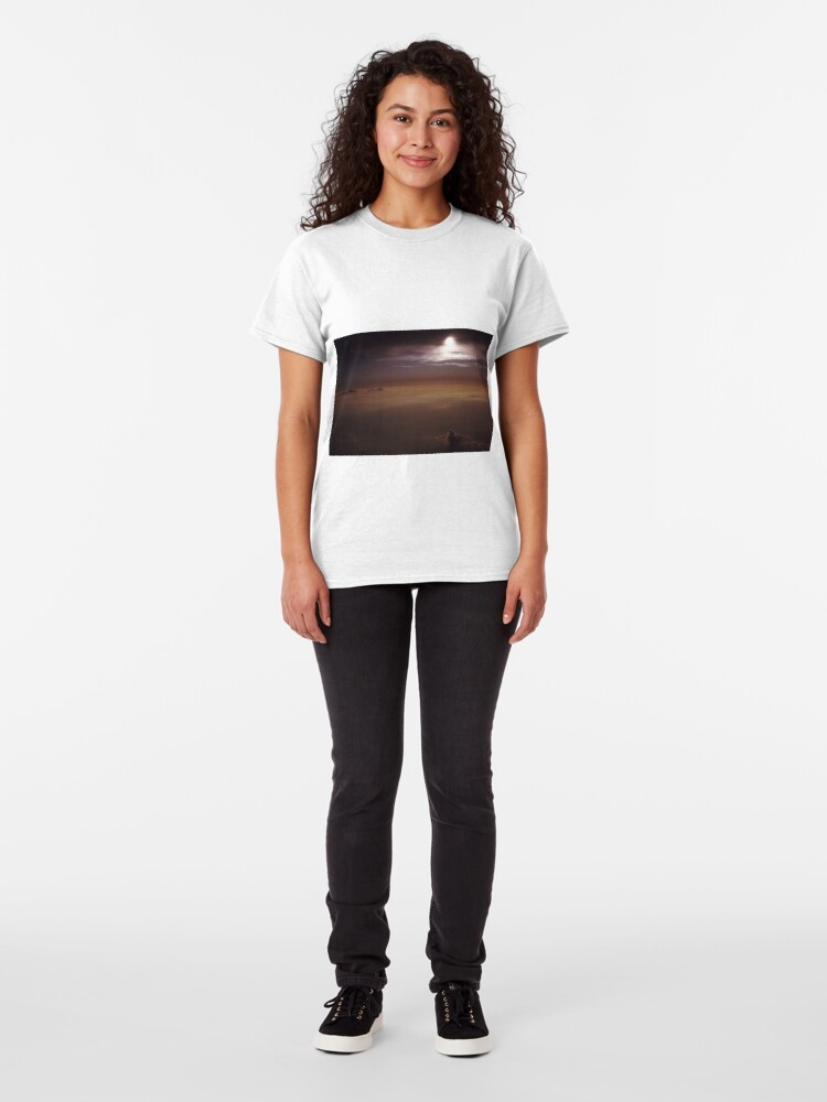 Alternate view of The Beautiful Sky Classic T-Shirt