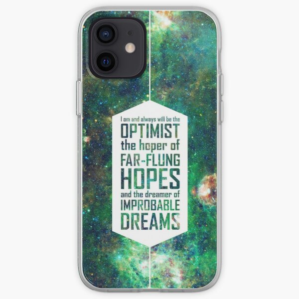 Dreamer of Improbable Dreams iPhone Soft Case