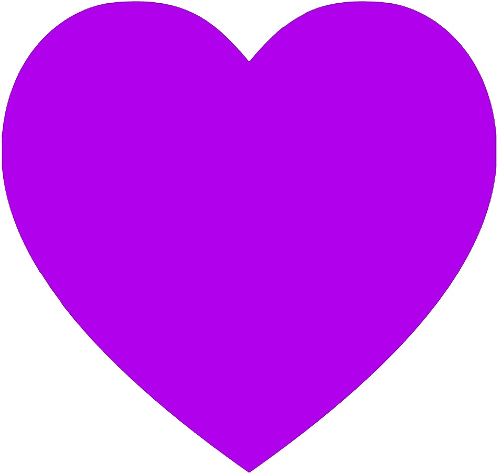 Purple heart by rachelshade