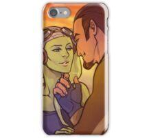 SWR Sunset iPhone Case/Skin