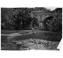 Batesford Bridge - Batesford Geelong Poster