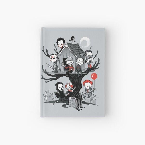 Horror House Hardcover Journal