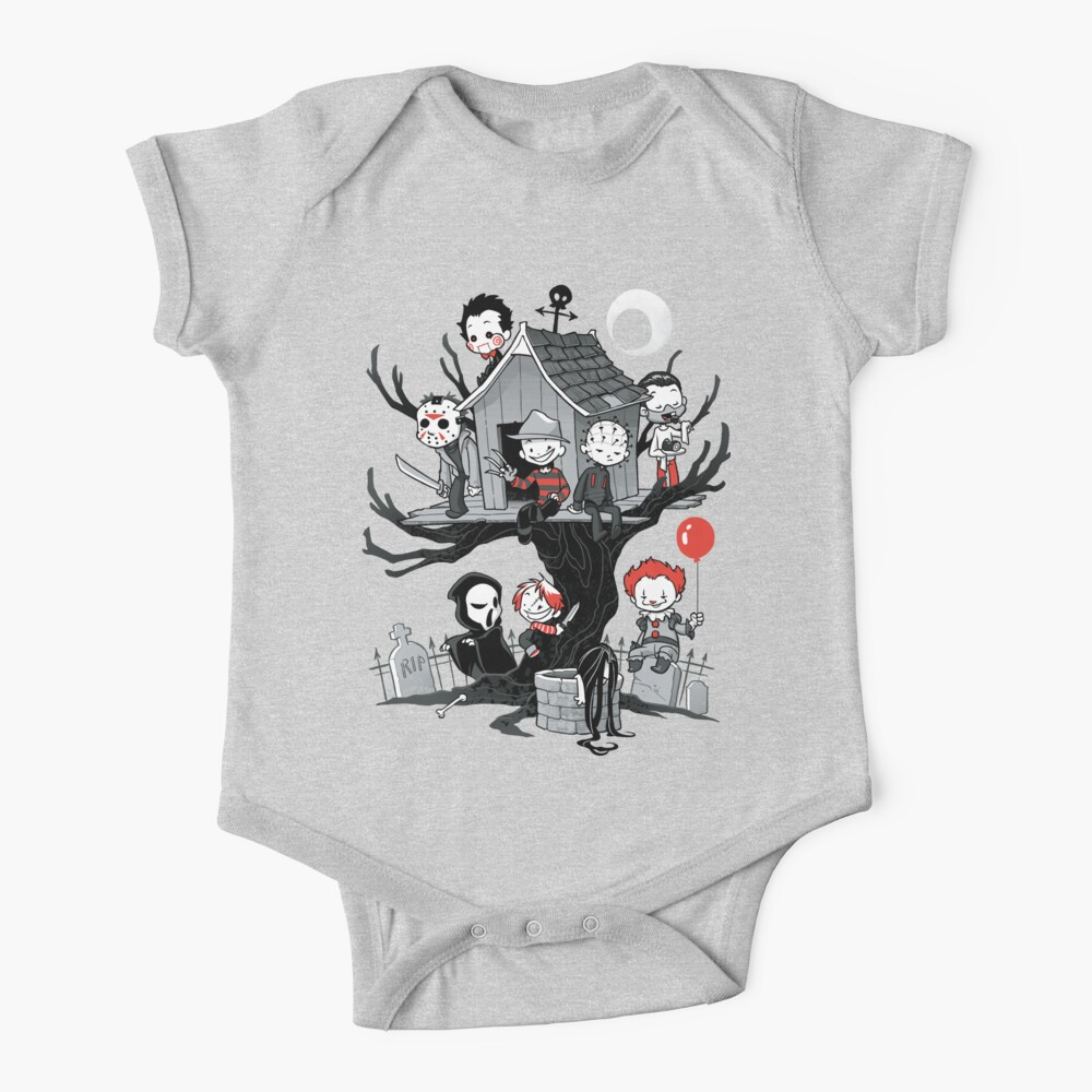Horror House Baby One-Piece
