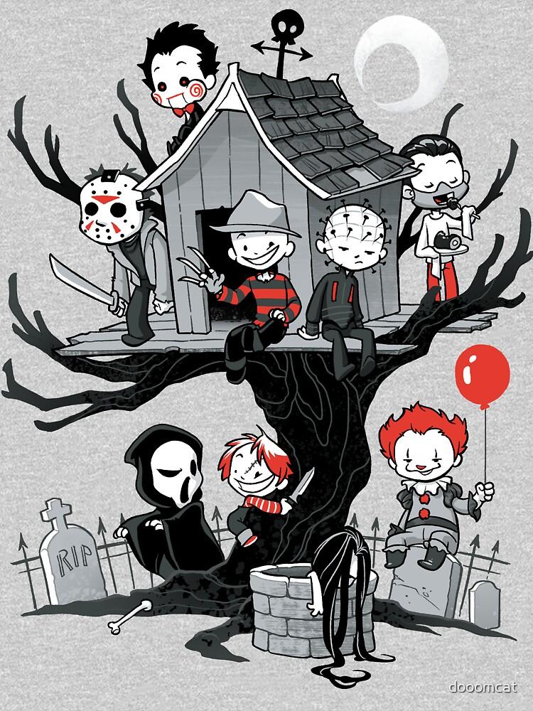 Horror House by dooomcat