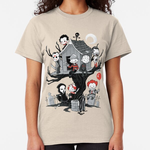 Horror House Classic T-Shirt