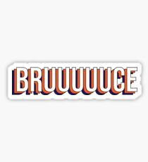 Bruce Pearl Auburn Sticker