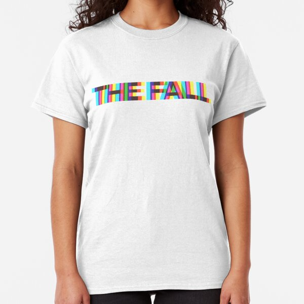 A and B sides - The Fall Mark E Smith Classic T-Shirt