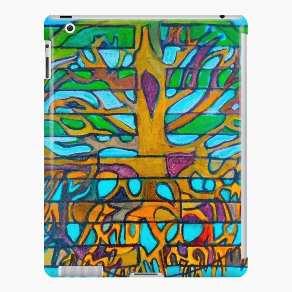 Hexagram 46: Shēng (Pushing Upward) iPad Snap Case