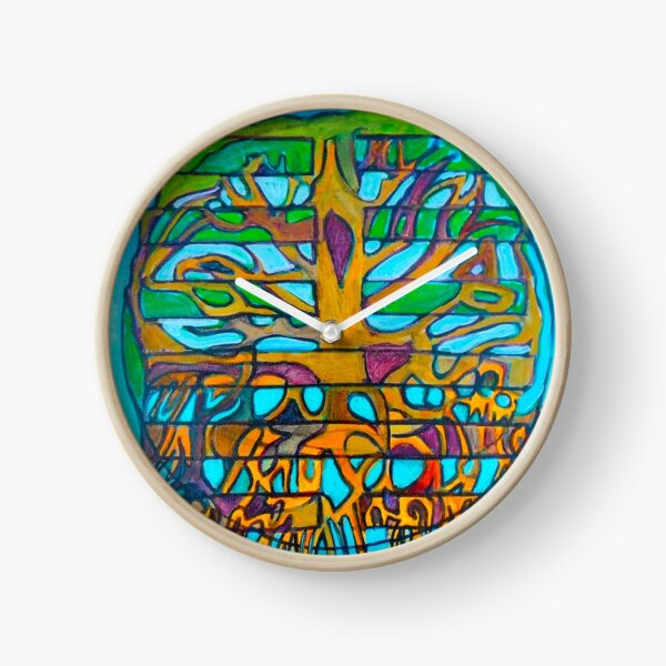 Hexagram 46: Shēng (Pushing Upward) Clock
