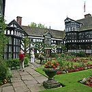 Gawsworth Old Hall by John Keates