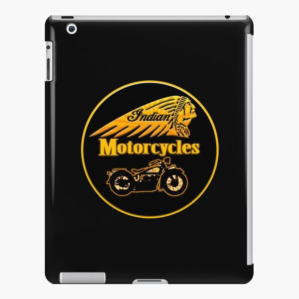 Vintage Indian Motorcycles  iPad Snap Case