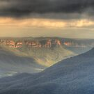 Silence - Jamison Valley, Blue Mountains World Heritage Area - The HDR  Experience by Philip Johnson