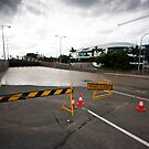 Road Closed by Daniel Peut