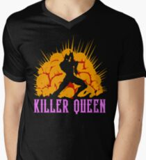 Killer Queen Men's V-Neck T-Shirt