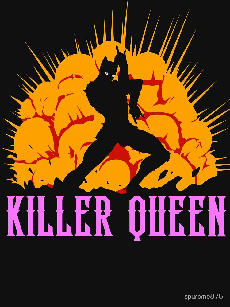Killer Queen by spyrome876