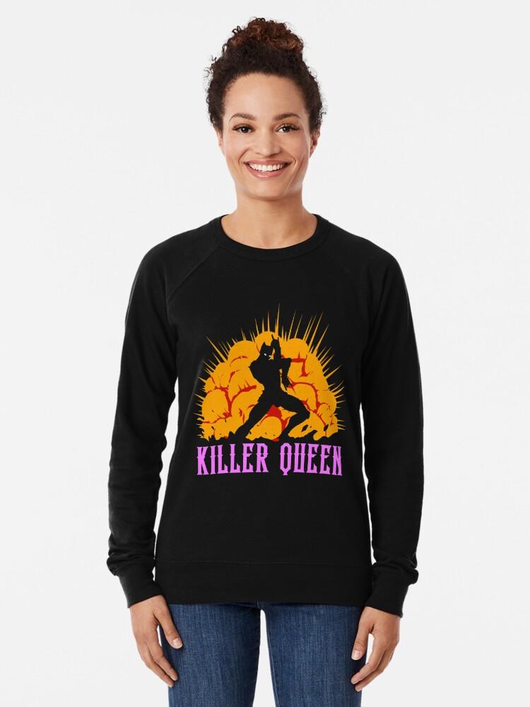 Alternate view of Killer Queen Lightweight Sweatshirt