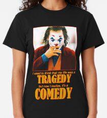 Joaquin Phoenix's Joker - Arthur Fleck Classic T-Shirt