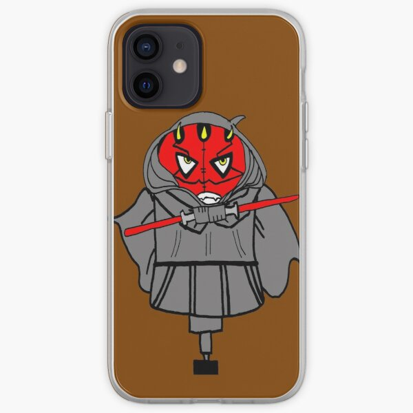 Maul me baby iPhone Soft Case