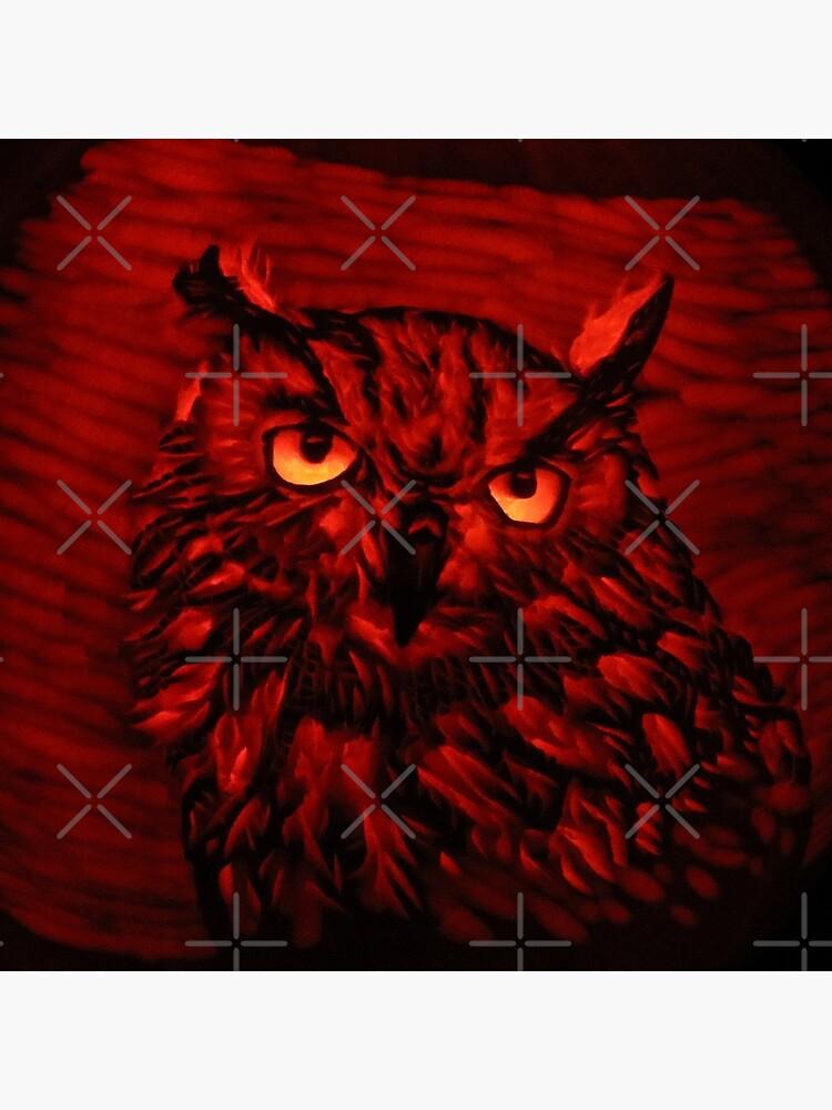 Dark Owl Two by MotiBlack