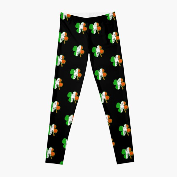 Irish Shamrock Leggings