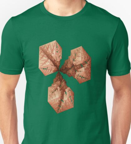 3D ABSTRACT # 2 T-Shirt