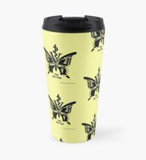 Vet Med After Hours You Matter Butterfly Travel Mug Travel Mug