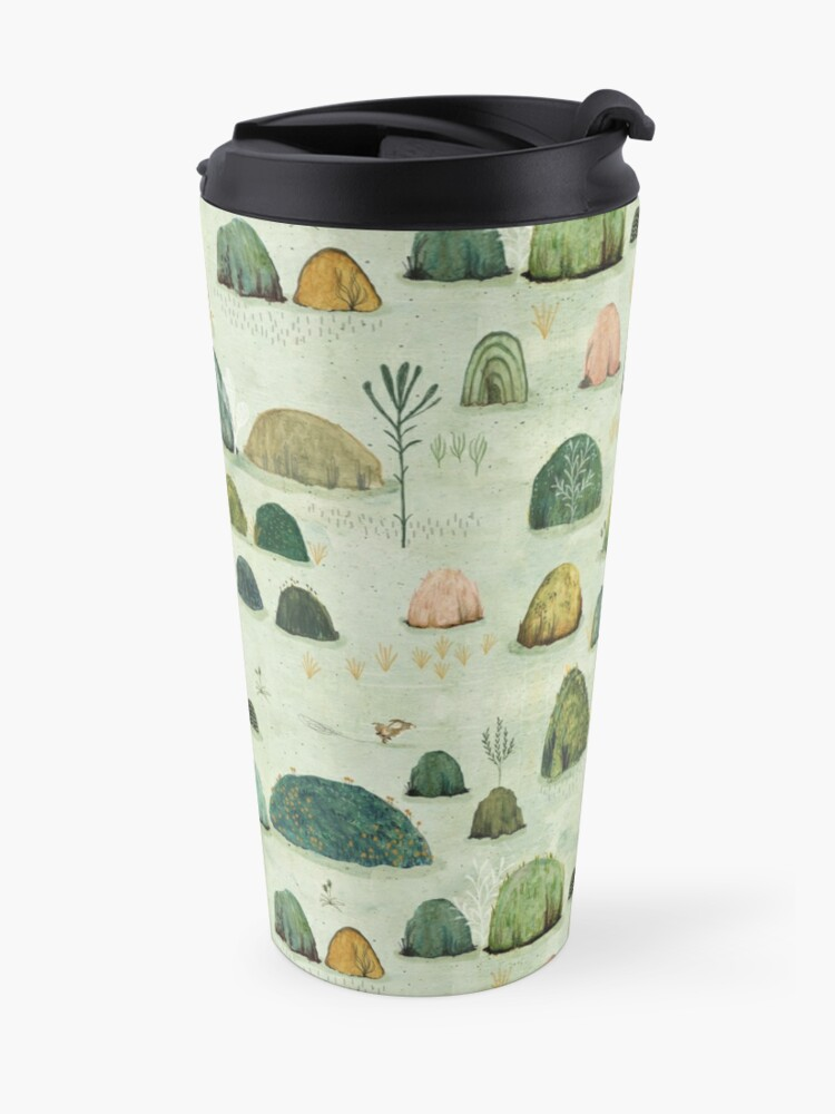 Alternate view of Mossy Hills Travel Mug