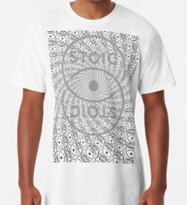 Stoic S Chain - Stay Stoic! Long T-Shirt