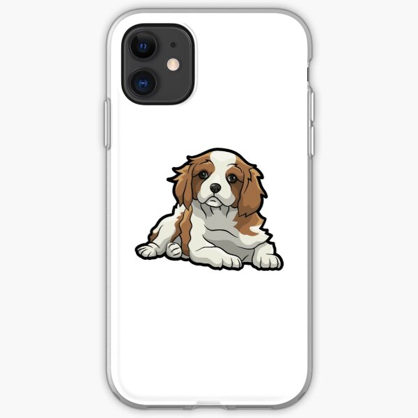 Cavalier King Charles Spaniel iPhone Soft Case