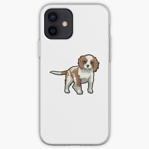 Cavalier King Charles Spaniel iPhone Soft Case