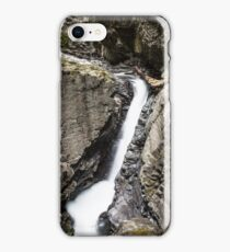 Ueble Schlucht Austria VII iPhone Case/Skin