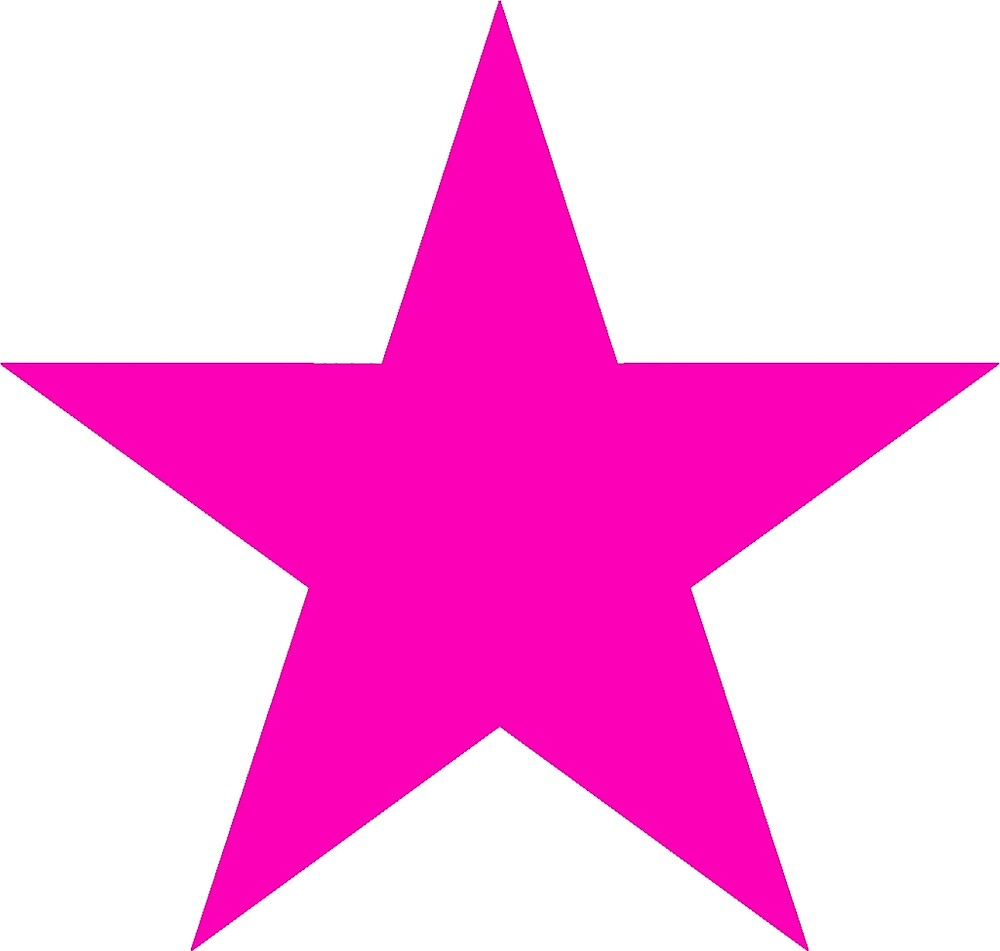 pink star by rachelshade