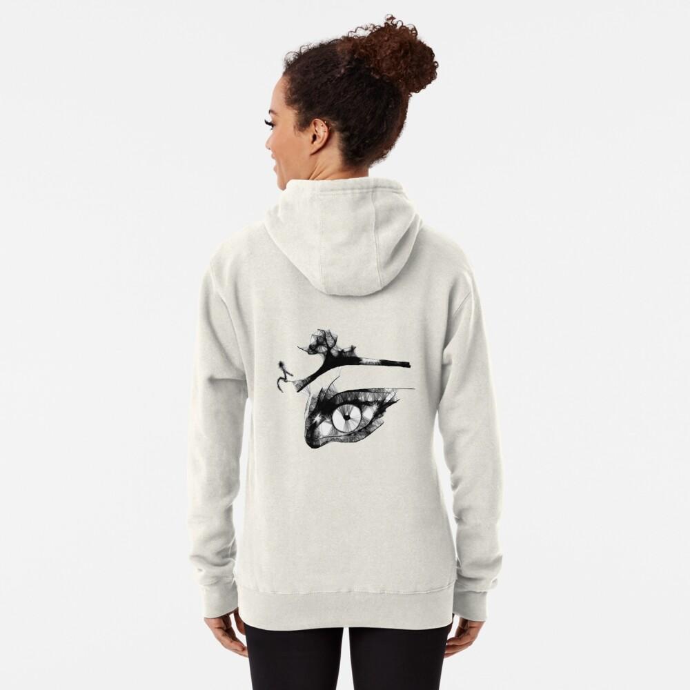 ScribblerT #1 Pullover Hoodie