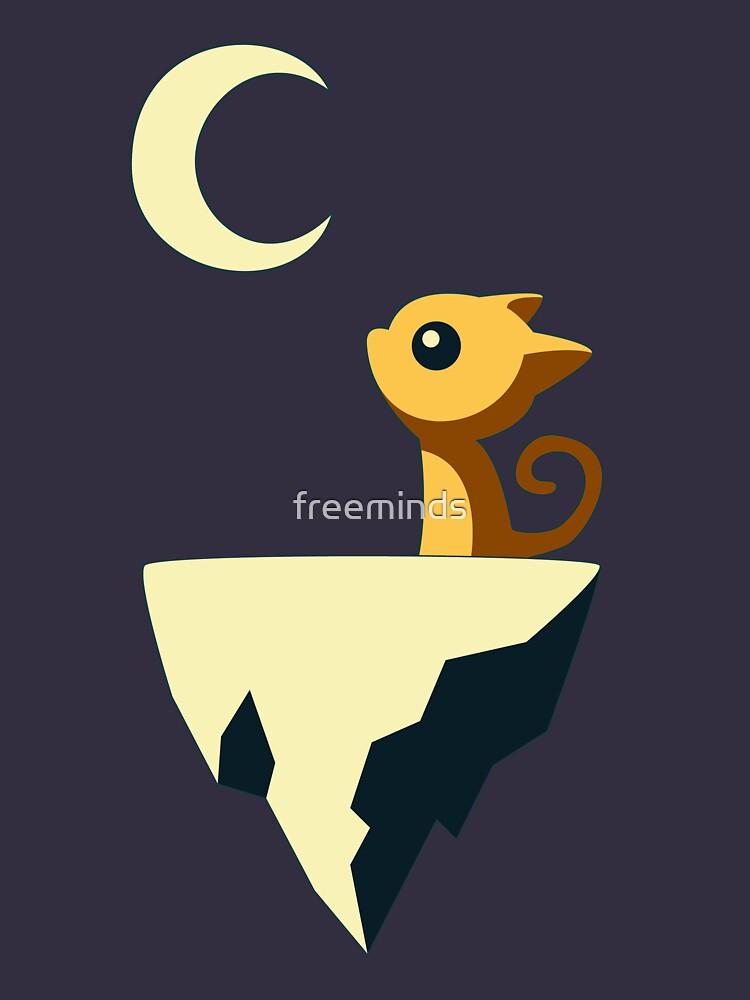 Mond Katze von freeminds