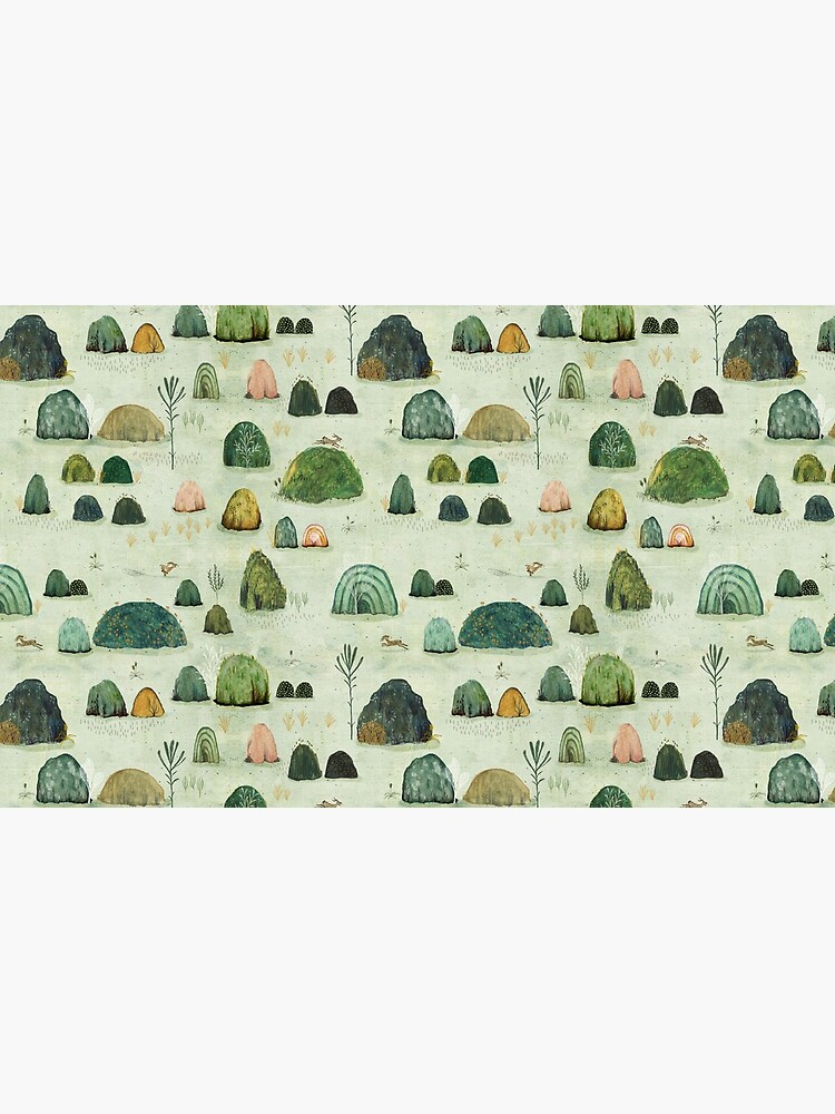 Mossy Hills by katherineq