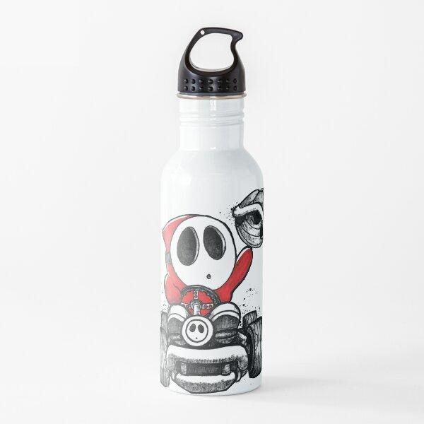 Shyguy Ink Splatter Water Bottle