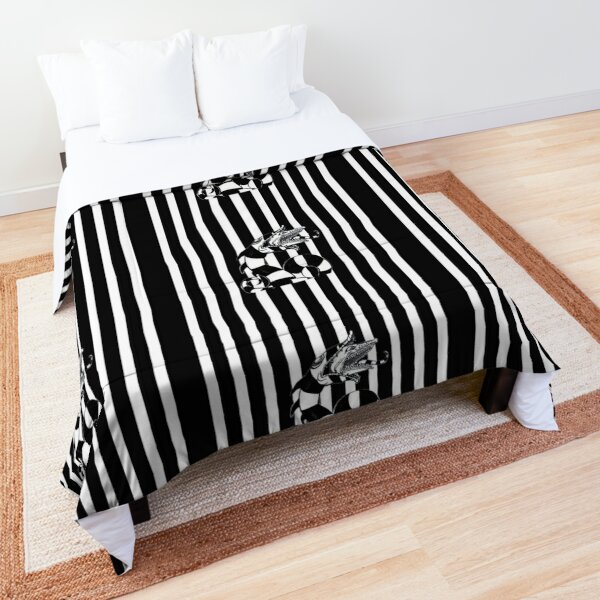 Beetlejuice Sandworm Comforter