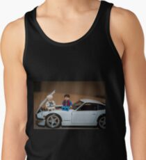 Doc and Marty on a Z Tank Top
