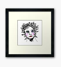 mother, 2011 Framed Print