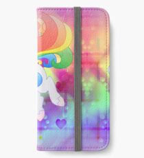 Cute Baby Rainbow Unicorn iPhone Wallet/Case/Skin