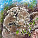 Koalas  by Janette  Leeds