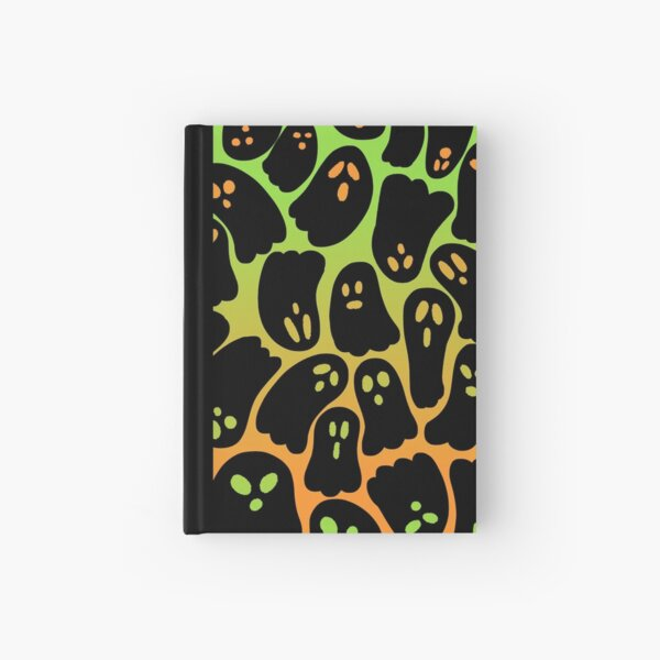 Ghosts Hardcover Journal