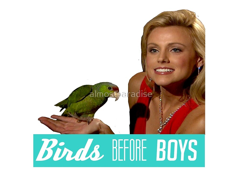 Birds Before Boys by almostparadise