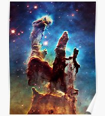 Pillars of Creation Poster