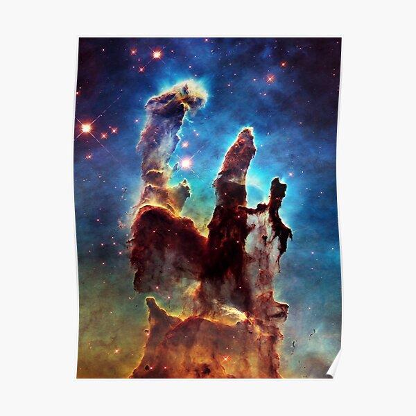 Pilares de la creación Póster